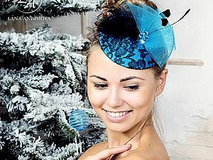 Курс по изготовлению вечерних и свадебных шляпок-вуалеток | Ярмарка Мастеров - ручная работа, handmade