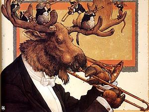Сказочные иллюстрации Scott Gustafson   Ярмарка Мастеров - ручная работа, handmade
