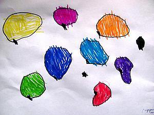 Творчество моей дочурки-2))) | Ярмарка Мастеров - ручная работа, handmade