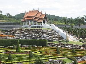 Знаменитые сады Нонг Нуч в Тайланде... | Ярмарка Мастеров - ручная работа, handmade