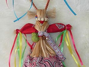08 декабря - Занятие по Традиционной народной кукле | Ярмарка Мастеров - ручная работа, handmade