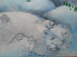 Аукцион!Проводы Зимы! | Ярмарка Мастеров - ручная работа, handmade