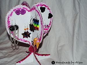 Декоративное дерево для детей или как подставка под украшения. Ярмарка Мастеров - ручная работа, handmade.