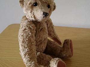 Мой первый  Тедди | Ярмарка Мастеров - ручная работа, handmade