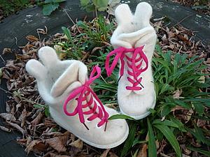 О пользе валяной обуви | Ярмарка Мастеров - ручная работа, handmade