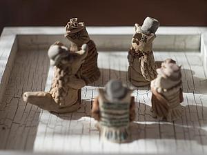 Сова на удачу   Ярмарка Мастеров - ручная работа, handmade