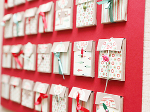 Advent Calendar - giving surprises every day!