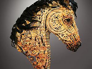 «Металлолом — это искусство!»: поражающие воображение скульптуры John Lopez | Ярмарка Мастеров - ручная работа, handmade