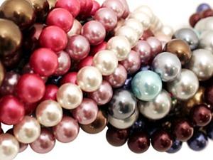 Если есть Shell Pearl за жемчугом нырять не надо.. Ярмарка Мастеров - ручная работа, handmade.