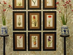 Ботанические темы в интерьере | Ярмарка Мастеров - ручная работа, handmade
