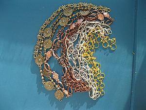 Аукцион с нуля на остатки цепочек | Ярмарка Мастеров - ручная работа, handmade