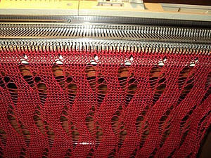 Вязание роспусков на вязальной машине. Ярмарка Мастеров - ручная работа, handmade.