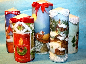Новогодний сувенир за 20 минут! | Ярмарка Мастеров - ручная работа, handmade
