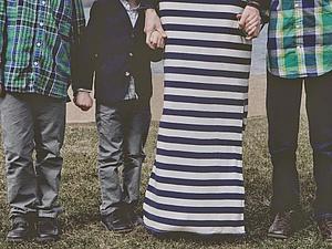 Какое счастье быть мамой троих сыновей   Ярмарка Мастеров - ручная работа, handmade