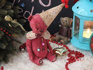 Мастер класс 15 февраля по созданию мишки тедди | Ярмарка Мастеров - ручная работа, handmade