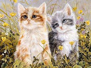 Рисунки животных Ширли Девиль (Shirley Deaville) | Ярмарка Мастеров - ручная работа, handmade
