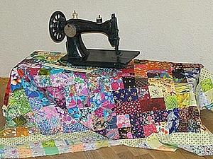 Бабушкино одеяло. | Ярмарка Мастеров - ручная работа, handmade