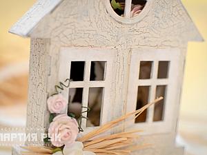 Каждому нужен дом или безграничная фантазия и немного картона handmade