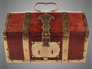«Сокровища» Агаты Кристи, или Тайна одной английской шкатулки 19 века. Ярмарка Мастеров - ручная работа, handmade.