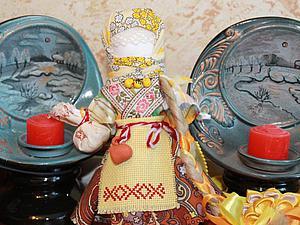 Творим оберег для дома куклу Берегиню. Ярмарка Мастеров - ручная работа, handmade.