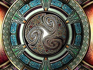 Живые Орнаменты Кельтов | Ярмарка Мастеров - ручная работа, handmade