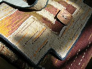 Создаем тканую сумку. Часть 1 | Ярмарка Мастеров - ручная работа, handmade
