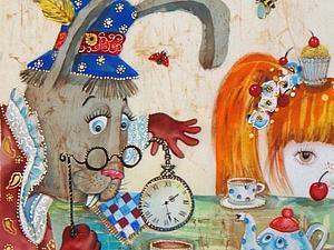 Алиса...продолжение   Ярмарка Мастеров - ручная работа, handmade