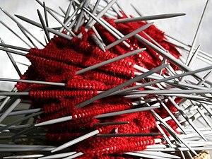 Вязание узора | Ярмарка Мастеров - ручная работа, handmade