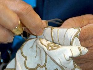 Ручная вышивка острова Мадейра | Ярмарка Мастеров - ручная работа, handmade
