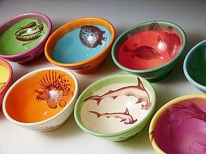 Американский керамист Tanya Casteel, или Поэзия океана. Ярмарка Мастеров - ручная работа, handmade.
