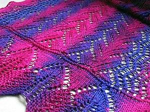 Вязание на спицах  для начинающих | Ярмарка Мастеров - ручная работа, handmade