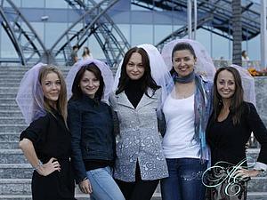 Фата для девичника за 170 р. рублей Вместо 250!!!   Ярмарка Мастеров - ручная работа, handmade