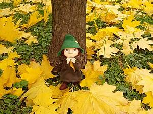 Осень Снусмумрика | Ярмарка Мастеров - ручная работа, handmade