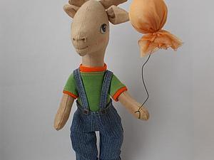Элементарный способ сделать воздушный шарик для игрушки. Ярмарка Мастеров - ручная работа, handmade.