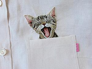Дресс-кот Хироко Кубота   Ярмарка Мастеров - ручная работа, handmade