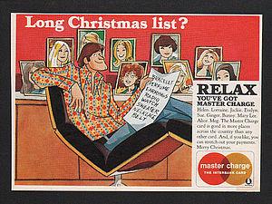 Новогодняя реклама Vintage/1957 -1985 включительно ПРОДОЛЖЕНИЕ   Ярмарка Мастеров - ручная работа, handmade