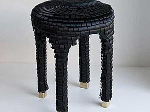 Табуреты, как искусство | Ярмарка Мастеров - ручная работа, handmade