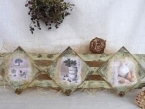 «Чердачная» Вешалка». | Ярмарка Мастеров - ручная работа, handmade