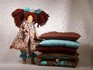 Шьем куклу в стиле Тильда