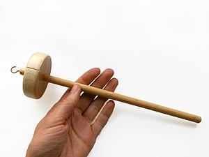 Веретено drop spindle | Ярмарка Мастеров - ручная работа, handmade