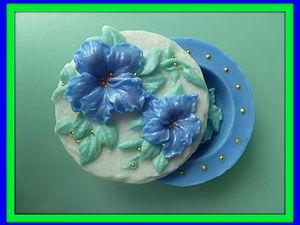 Мастер-класс по мыльным шкатулкам | Ярмарка Мастеров - ручная работа, handmade