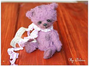 Конфетка! Розыгрыш очаровательного медвежонка в особенный день! | Ярмарка Мастеров - ручная работа, handmade