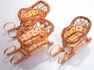 За каждую 1000руб саночки в подарок! | Ярмарка Мастеров - ручная работа, handmade