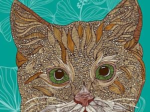 Красочные картинки от Valentina Ramos   Ярмарка Мастеров - ручная работа, handmade