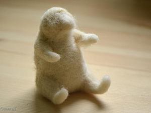 Про основу войлочной игрушки   Ярмарка Мастеров - ручная работа, handmade