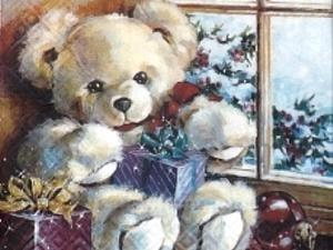 Скидка на новогодние салфетки   Ярмарка Мастеров - ручная работа, handmade