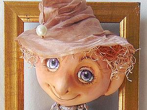 Шляпа для волшебника. Ярмарка Мастеров - ручная работа, handmade.