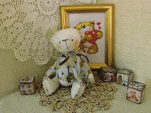 Заканчивающийся аукцион с нуля на мишку тедди ... | Ярмарка Мастеров - ручная работа, handmade
