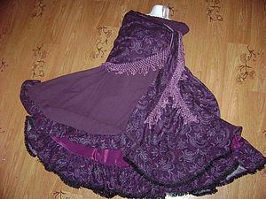БОХО юбка - примеры | Ярмарка Мастеров - ручная работа, handmade