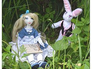 Алиса в стране чудес | Ярмарка Мастеров - ручная работа, handmade